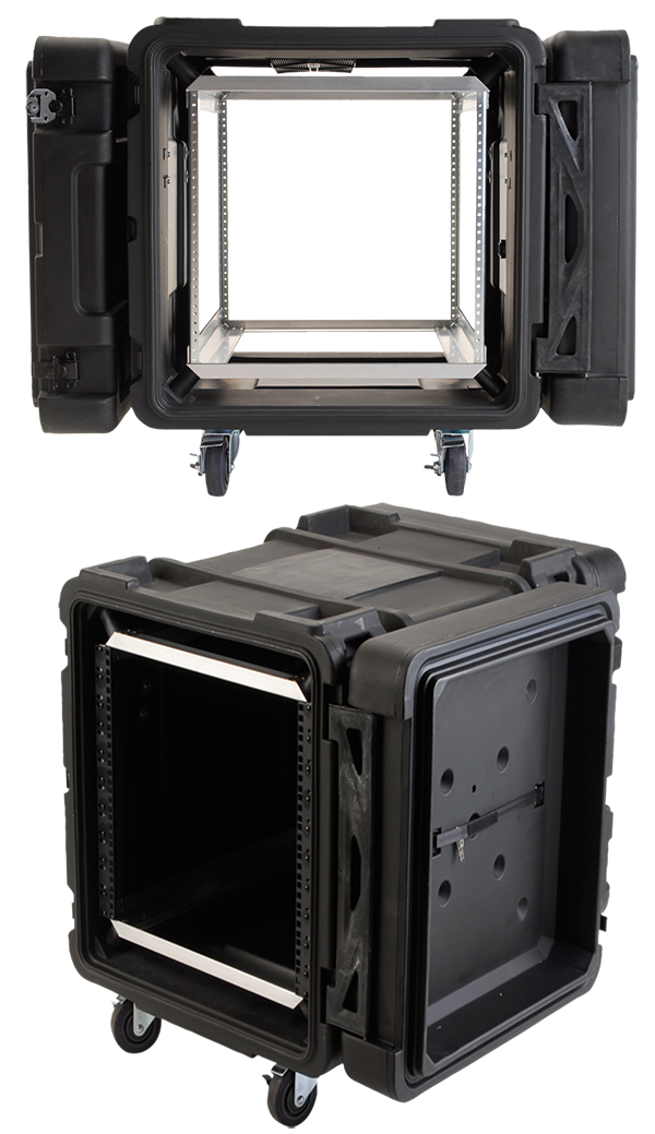 Rack Mount Harderback ® Cases Mexico
